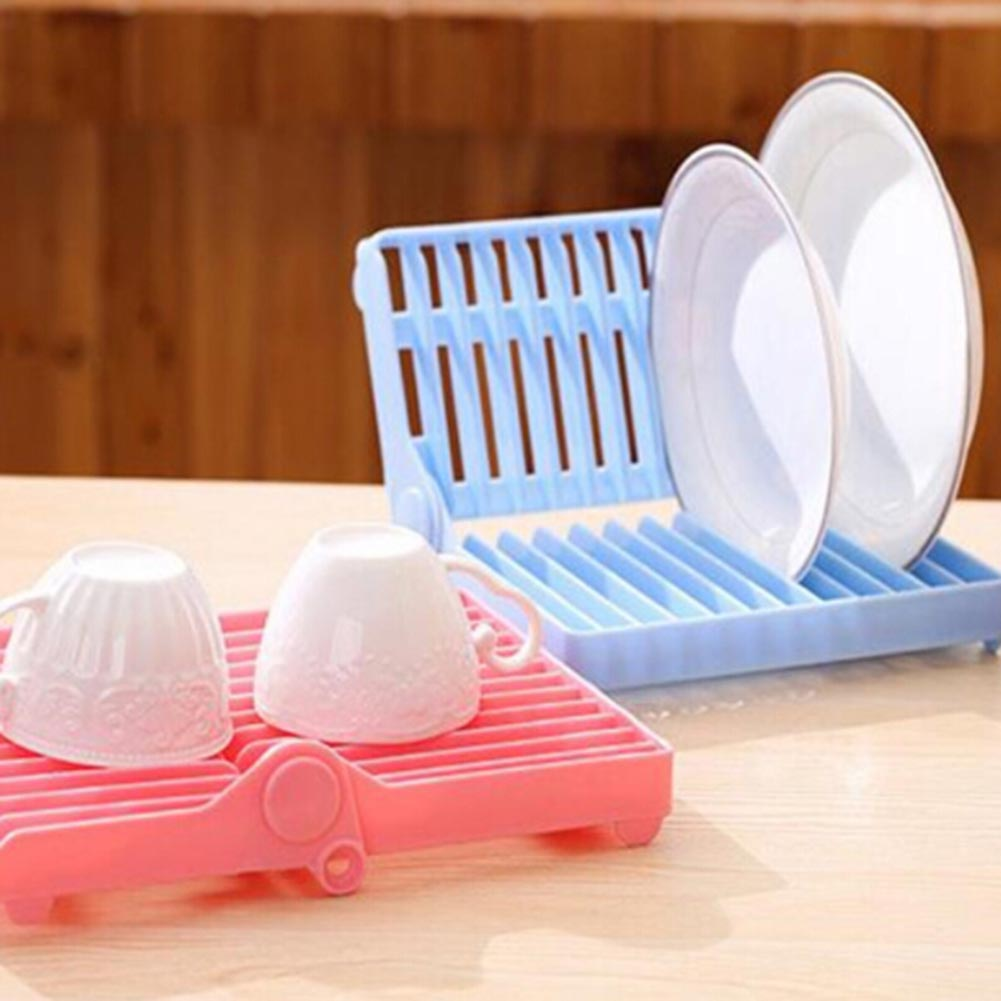 Drain Kitchen Dish Rackdish Rack Storage Rack Shelving Kitchen Utensils Storage Holder Kitchen Accessories Dish Drainer