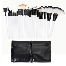 32pcs Durable Soft Makeup Brushes Professional Cosmetic Make Up Brush Tool With Bag High Quality Hot Selling