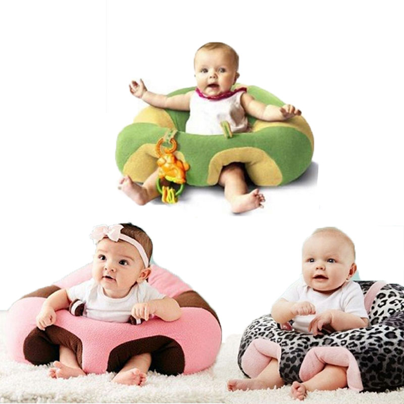 Baby Play Mat Plush Chair For Baby Learn Sit Baby Chair Mat Play Game Mat sofa Kids Learn Stool Gift For Little Children цены