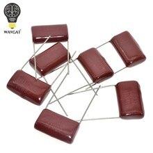 10PCS 105J CBB capacitor 102 103 104 105 400V 400V 0.001UF 0.01UF 0.1UF uF 1 P20 CBB22