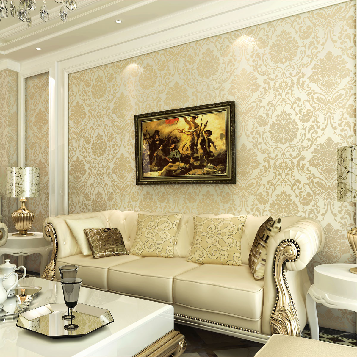 alluring 20 wallpaper for living room 2015 design