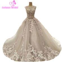 AOLANES Ball Gown Wedding Dresses Wedding Dress