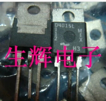 Free Shipping 5PCS D4015L Encapsulation/Package:TO-220,
