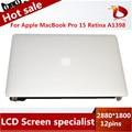 """Nuevo a + 15.4 """"lcd asamblea para apple macbook pro 15 retina a1398 2014 a1398 ensamblaje de la pantalla lcd"""