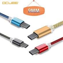 9mm Lange Usb C Tipo Typ C Erweitert Stecker Ladekabel Für Blackview Bv9600 Bv7000/ Bv8000/bv9000/bv9500 Pro Ladegerät Kabel