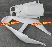 Unpainted Motor Tail Rear Fairing Parts for Yamaha 1998 1999 2000 2001 2002 YZF R6, ABS Plastic