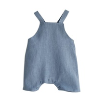 Cotton Baby Rompers Solid Soft Jumpsuit Romper Baby Overalls for Boys Girls Infant Baby Clothes S/M цены