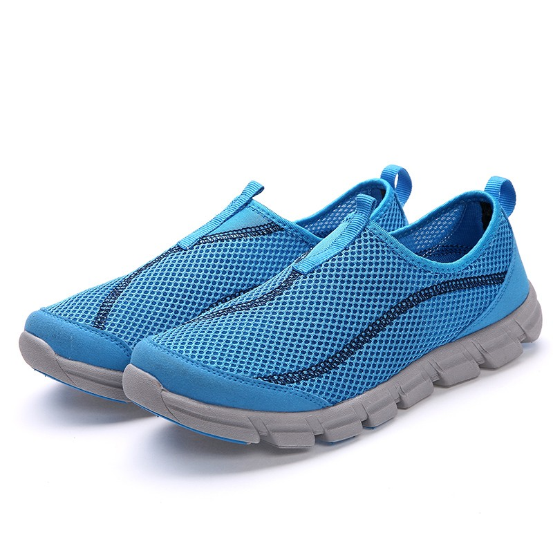 LEMAI 16 New Cool Athletic Men Sneakers Summer Breathable Mesh Sport Shoes For Men Outdoor Super Light Running Shoes FB013 9