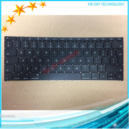 Brand New Replacement UK Keyboard For MB 12 Retina A1534 Keyboard 2015 женское бикини brand new 2015 ab8683