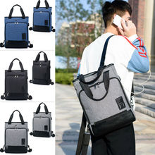 Anti-theft Bag Men Laptop Rucksack Travel Backpack Women Large Capacity Business USB Charge College Student School Shoulder Bags travel rucksack business simple travel backpack men gray colors oxford multifunctional backpack 2018 college student school bag