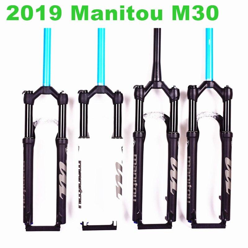 2019 Manitou M30 26 27 5 29er mountain MTB Bicycle bike Fork air marvel Pro suspension