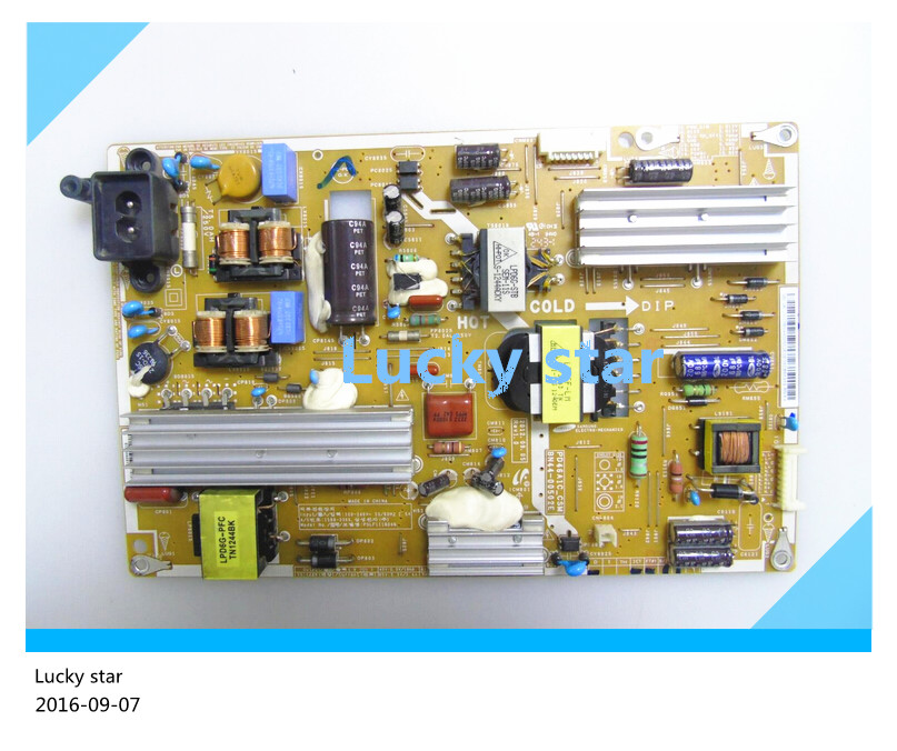 97% new Original power supply board UA40ES5500R UA46ES5500R PD46A1C-CSM BN44-00502E good working good working original used for power supply board led 42v800 le 42tg2000 le 32b90 vp168ug02 gp power board