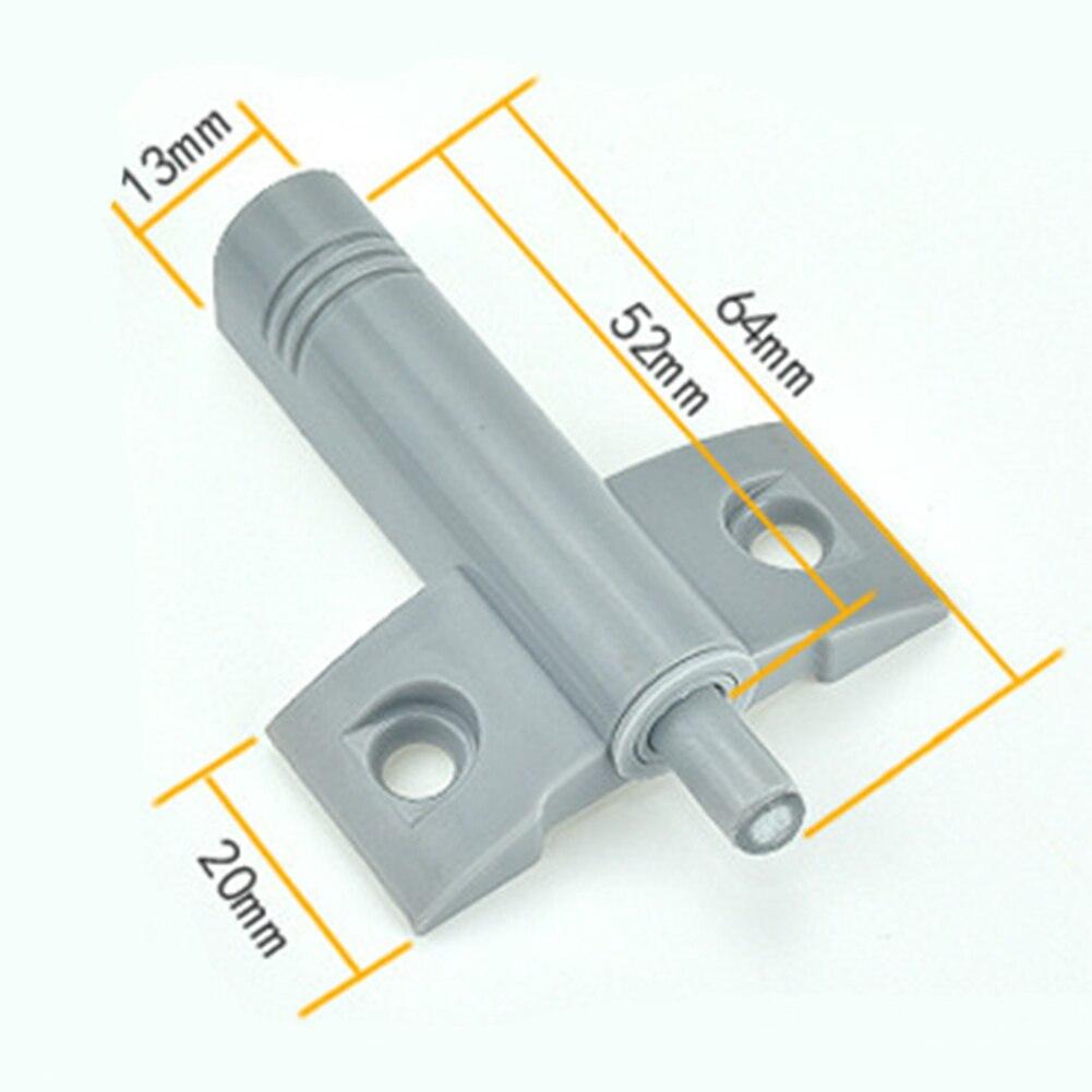 WellieSTR 10Set//Lot Kitchen Cabinet Door Stop Drawer Soft Quiet Close Closer Damper Buffers with Screws