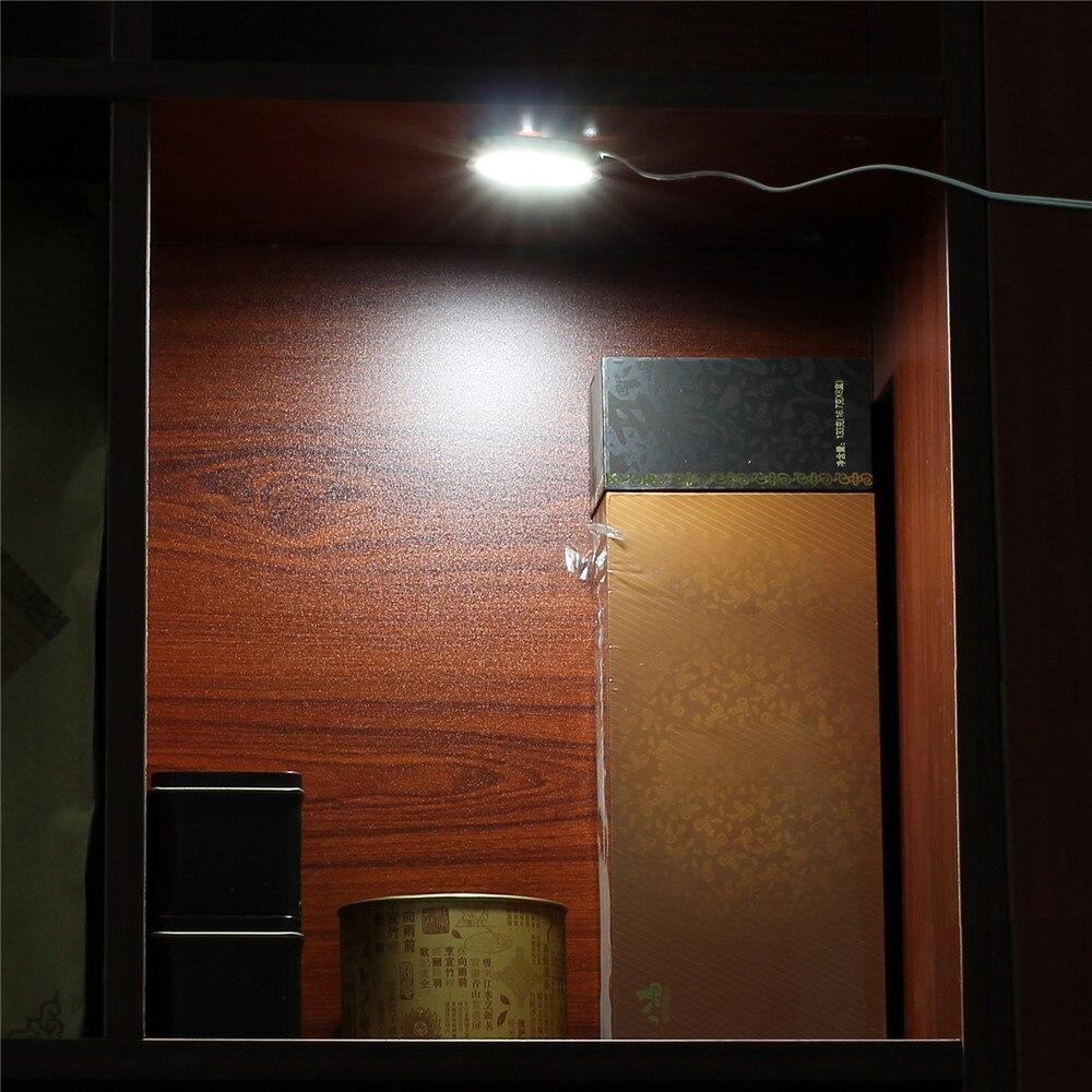 Image 3 - Proster 4 Pcs 12V for 5050 SMD 9 LED Ceiling Dome Light Lamp Bulbs LED Recessed Down Light For Caravan Van Interior Roof Camper-in LED Bulbs & Tubes from Lights & Lighting