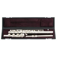 NEW Flute 677H 17 Holes Opened C Tone High Quality Silver Plated Flute Professional Instruments Musical With Case