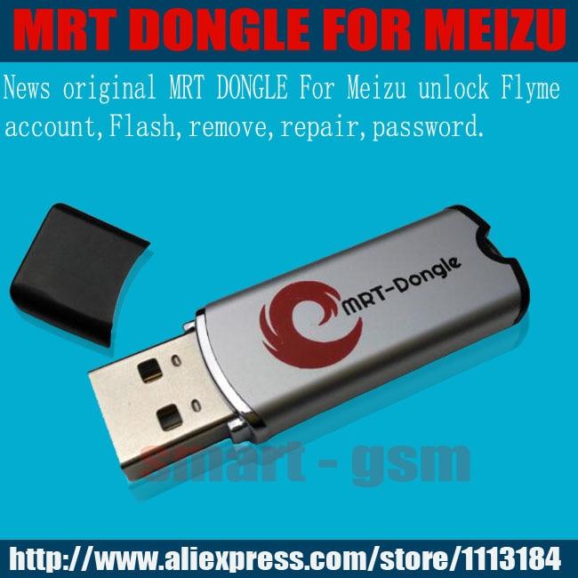 D'origine MRT DONGLE MRT Dongle Pour Meizu déverrouiller Flyme compte ou supprimer mot de passe soutien Mx4pro/mx5/m1/ m2/m1note/m2note