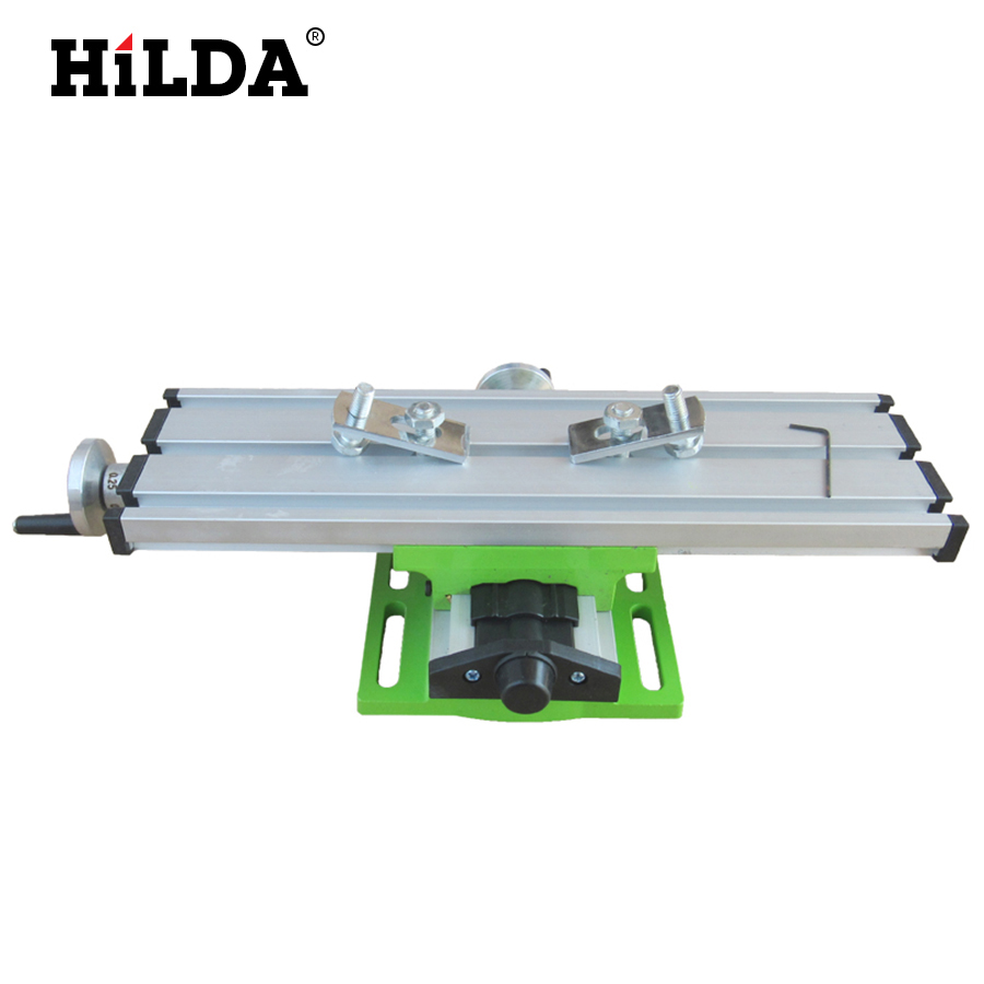 Multifunction Miniature Precision Milling Machine Bench Drill Vise Fixture Worktable X Y-axis Adjustment Coordinate TableMultifunction Miniature Precision Milling Machine Bench Drill Vise Fixture Worktable X Y-axis Adjustment Coordinate Table