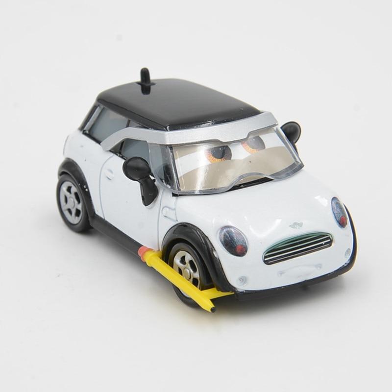 Disney Pixar Cars Lightning Mcqueen, Mini Cooper 155 Diecast Metal Alloy Modle Toys For Kids, los mejores regalos