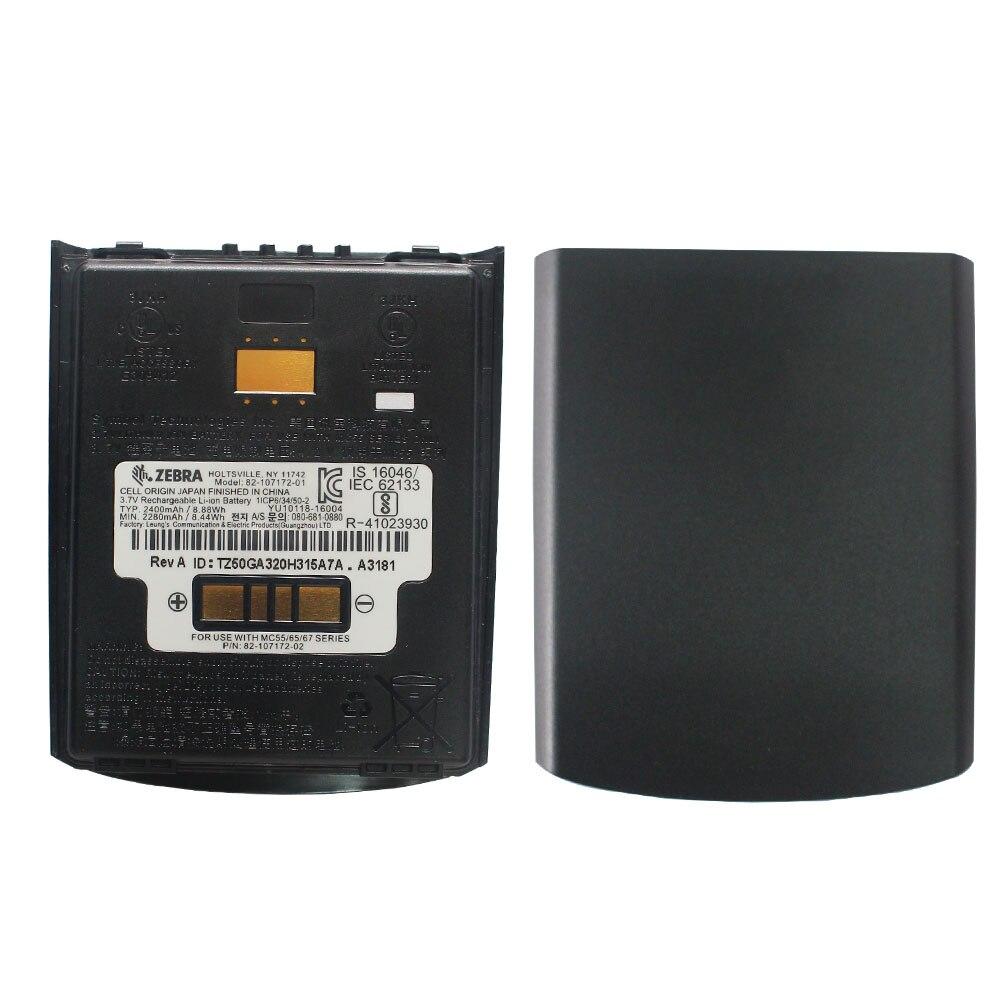 все цены на SEEBZ 82-107172-02 New Original Battery for Motorola Symbol MC55 MC55A MC55N MC65 MC67 2400mAh