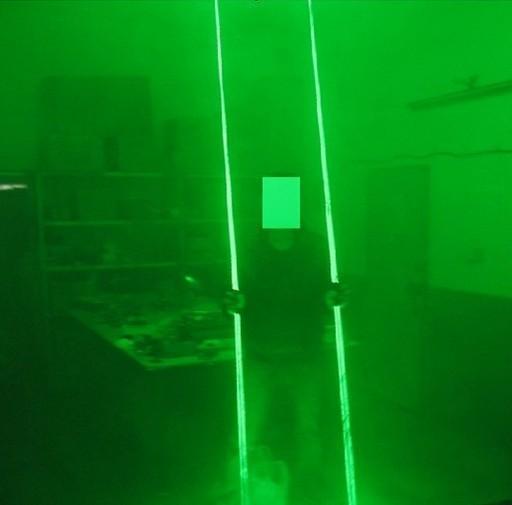 laser men 5