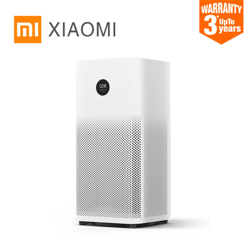 Xiaomi Mi Air Purifier 2S Intelligent Sterilizer Addition To Formaldehyde Purifiers Intelligent Household Appliances App Control xiaomi mi air purifier 2s