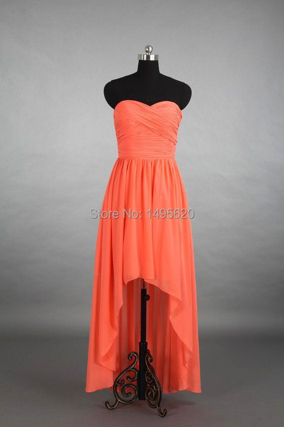 Online Buy Wholesale coral beach wedding dresses from China coral ...