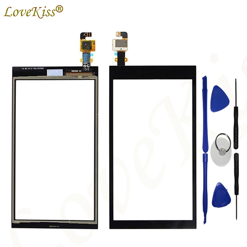 Lovekiss Touchscreen Touch Panel For HTC Desire 620 620G Touch Screen  Sensor LCD Display Digitizer Outer Glass TP Replacement