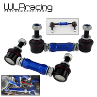 100mm 120mm Ball Joint Adjustable Sway Bar End Link For BMW X3 E83 Nissan Skyline Porsche 911 996