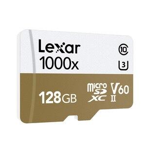 Image 3 - Originele Lexar tarjeta Micro Sd kaart 128GB UHS II U3 Max 150 MB/s auto TF Flash geheugenkaarten Klasse 10 voor Drone Sport Camcorder