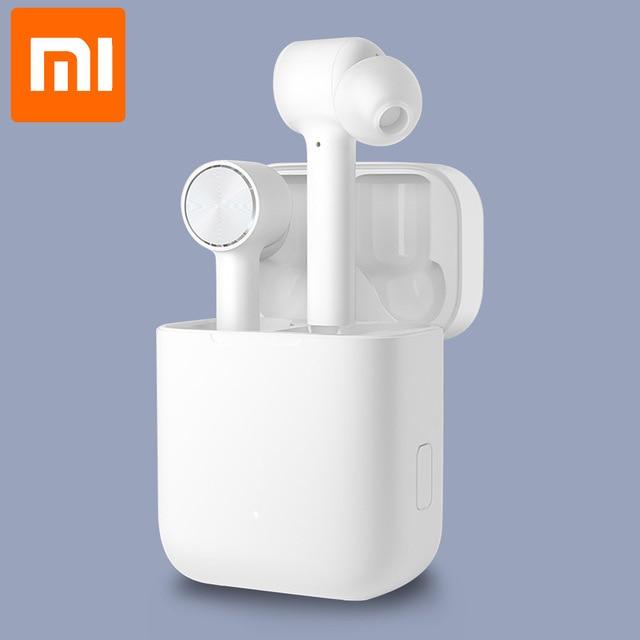 2019 Original Xiaomi Air TWS casque Bluetooth sans fil stéréo écouteur ANC commutateur ENC Auto Pause contrôle du robinet Airdots Pro