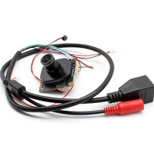 5.0mp Audio IP HD CCTV 5MP Camera Module Network Security IPC board CMOS H.265 ONVIF + Microphone lens cable