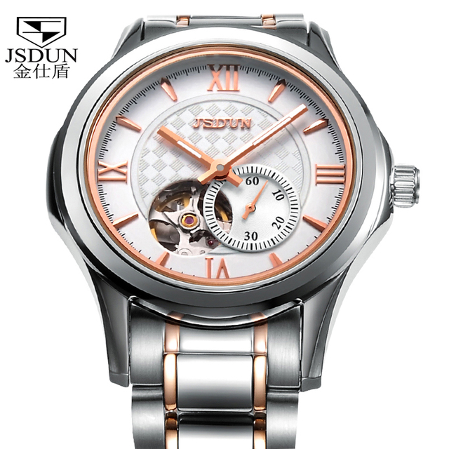 Watch tourbillon movement high quality fashion male table meters waterproof wristwatch 8006