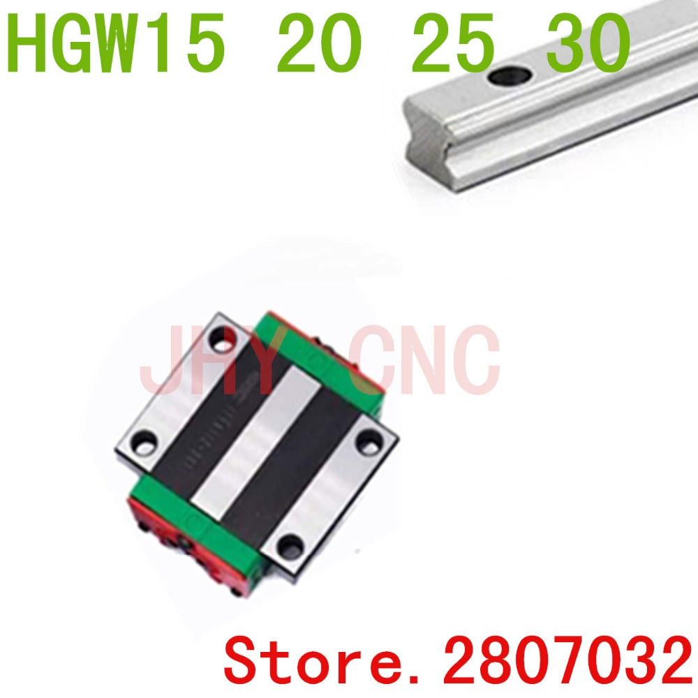 PATTINO PER GUIDE LINEARI, JHY MOD. HGW15-500mm (HGW15CA) LINEAR GUIDEWAY BLOCK  PATTINO PER GUIDE LINEARI, JHY MOD. HGW15-500mm (HGW15CA) LINEAR GUIDEWAY BLOCK