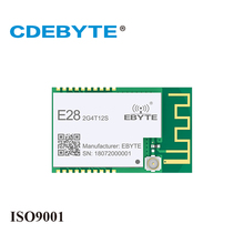 E28 2G4T12S LoRa Long Range SX1280 2.4 GHz UART IPX PCB เสาอากาศ IoT uhf ไร้สายตัวรับสัญญาณ RF โมดูล