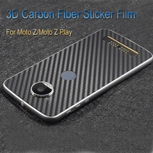 US $1.69 15% OFF|2017 3D Carbon Fiber Back Protective Film Sticker for Moto Z/ Z play/Z2 play Wrapped Skin Phone Back Pasted Sticker Membrane -in Fitted Cases from Cellphones & Telecommunications on Aliexpress.com | Alibaba Group