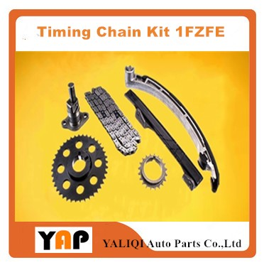 Timing Chain Kit FOR FITTOYOTA LAND CRUISER Machito FZJ75 FZJ78 FZJ79 4.5L L6 1FZFE TKTY450A 1992-2007