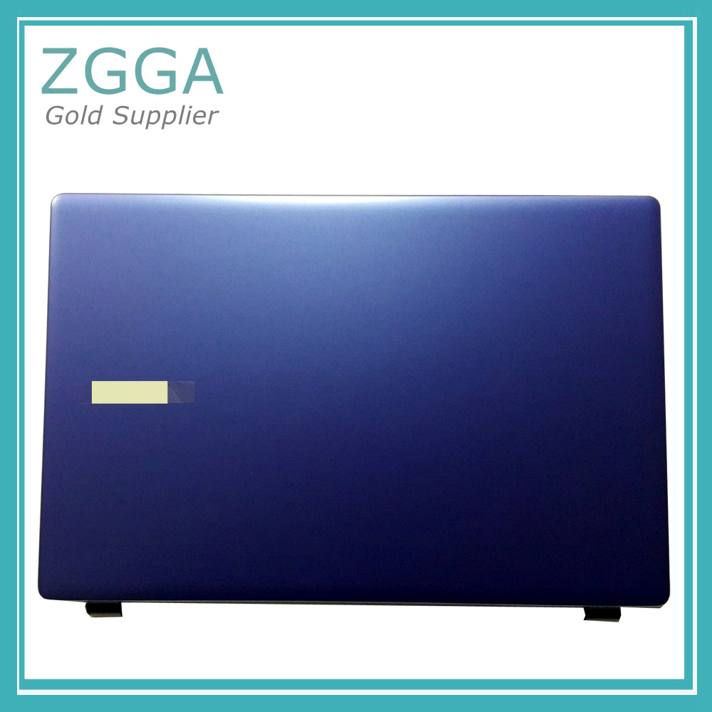 New Original Laptop Shell For Acer Aspire E5-511 E5-521 E5-571 LCD Rear Lid Top Case Back Cover Navy Blue wzsm original usb board with cable for acer aspire e5 521 e5 571 usb board ls b162p tested well
