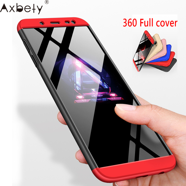 info for 25ccf 601eb US $2.54 33% OFF Aliexpress.com : Buy AXBETY Cqoue sfor Samsung Galaxy J6  2018 J600G DS Case 360 Full Body Hard Hybrid Plastic Protection Cases For  ...