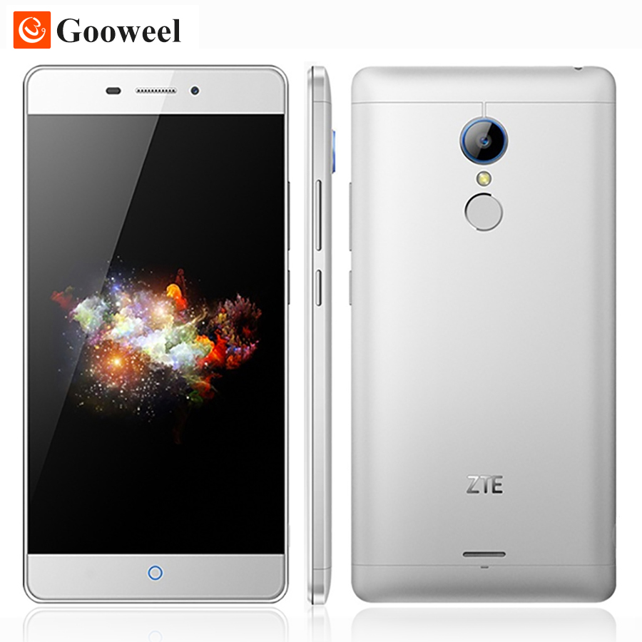 Original ZTE N939Sc/ V5 Pro 4G smartphone 5.5inch FHD 2GB 16GB Mobile Phone Snapdragon 615 Octa Core 13.0MP Camera cell phone