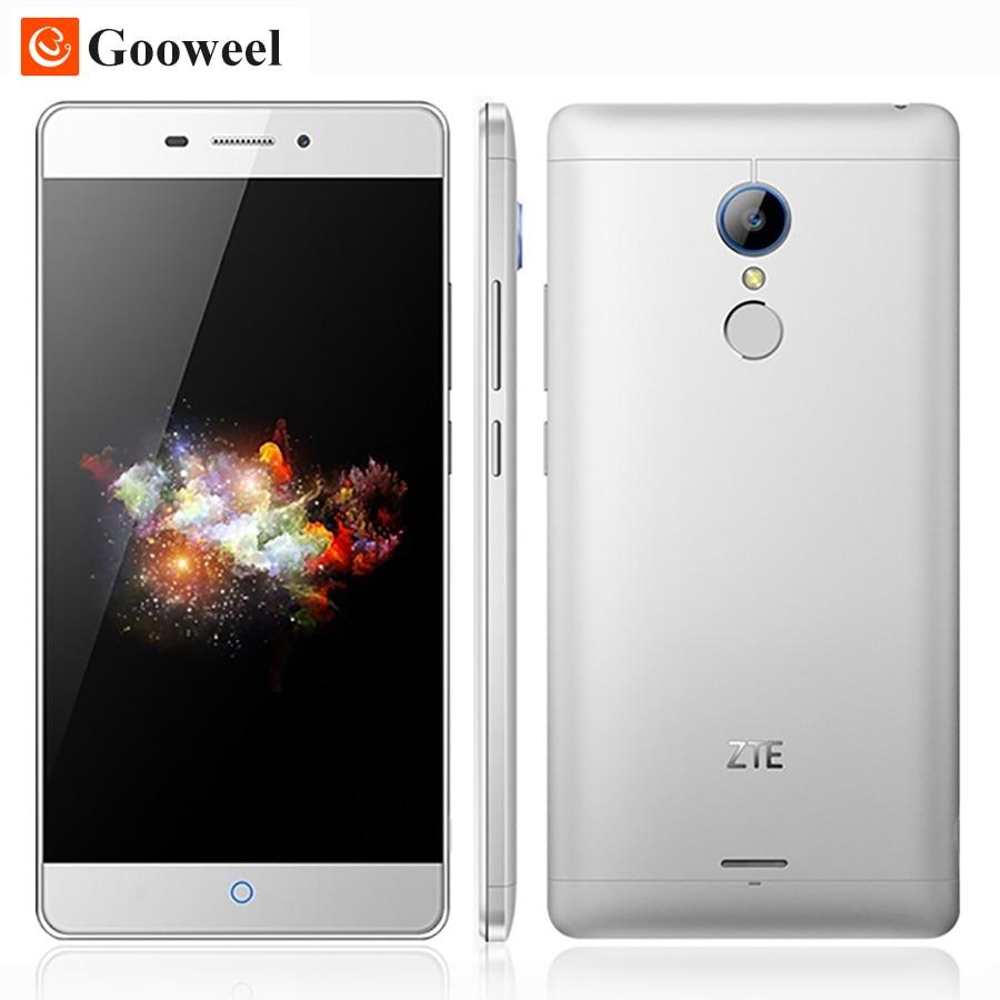 Original ZTE N939Sc/ V5 Pro 4G smartphone 5.5inch FHD 2GB 16GB Mobile Phone Snapdragon 615 Octa Core 13.0MP Camera cell phone