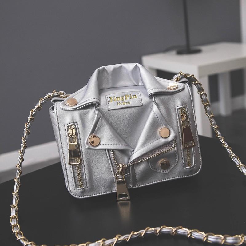 Promotion!Free Ship Hot Brand Designer Motorcycle Bags Women Clothing Shoulder Jacket Bags Messenger Bag Women Leather Handbags (10)