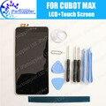 CUBOT MAX Display LCD + de Tela de Toque 100% LCD Original Digitador de Vidro Substituição Do Painel Para CUBOT MAX + ferramentas + adesivo