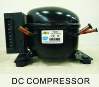 R134A or R600A Refrigerator Freezer Compressor DC 12V/24V