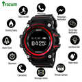 Bluetooth Clock EX16 Smart Watch Notification Remote Control Pedometer Sport BRACELET IP67 Waterproof Men's Wristwatch BAND