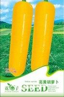 Vegetable seeds Yellow Carrot seeds 50pcs/bag c109 bonsai free shipping