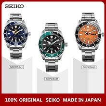 100% оригинал Seiko 5 Sprots мужские часы 10 бар водонепроницаемые Дайвинг Swming автоматические механические наручные часы универсальная гарантия