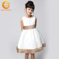 Summer Girl Dress Sleeveless Tutu Kids Dresses For Girls Princess Dress Girls Cute Vestidos De Festa