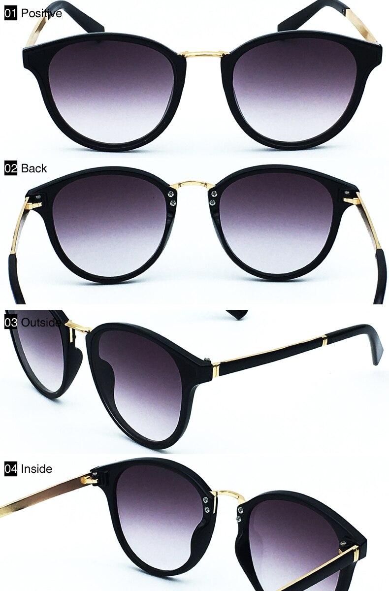 Occhio di gatto occhiali da sole, Letone Cat Eye occhiali da sole per sport donne, Retor Goggle per adolescenti, White-Blue