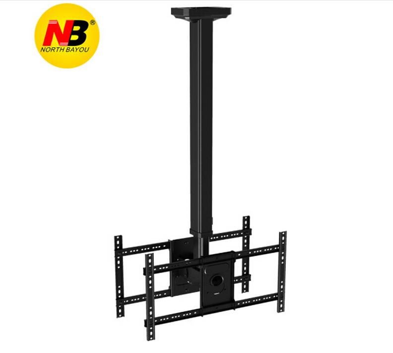 Heavy Duty dual screen TV mount NB T5520 Full Rotating height Adjusting 32