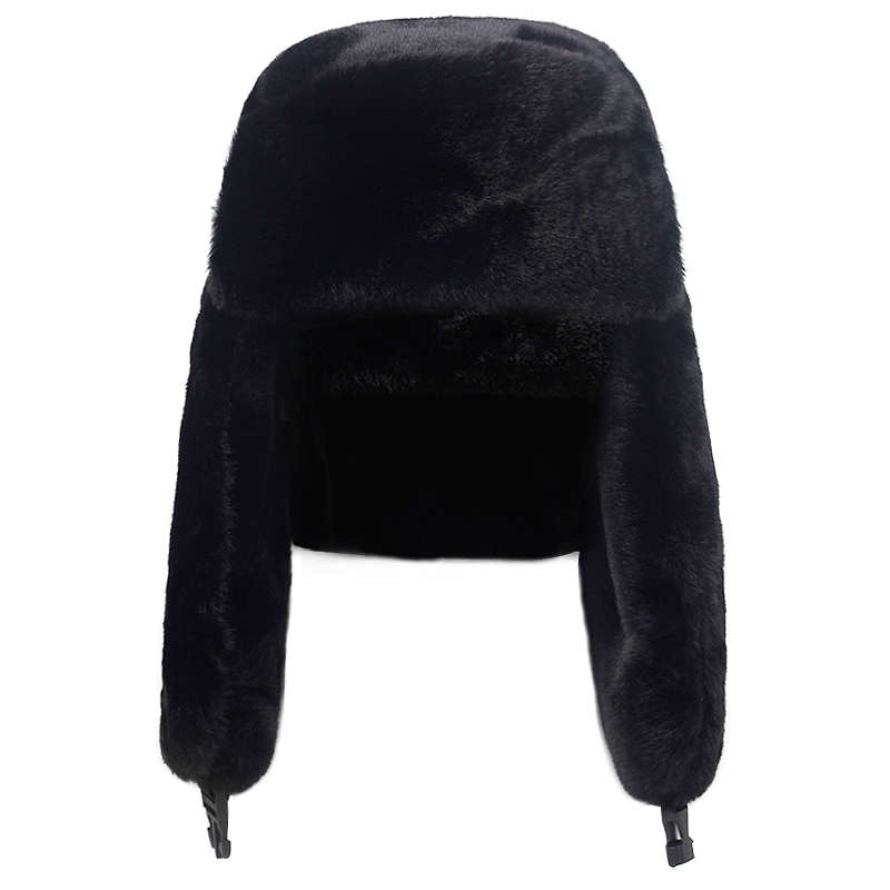 Winter Hat Casual-Caps Women New Warm Thicker Outdoor High-Quality Super